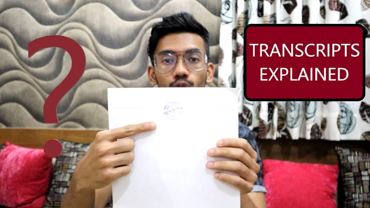 Transcripts (Everything Explained)
