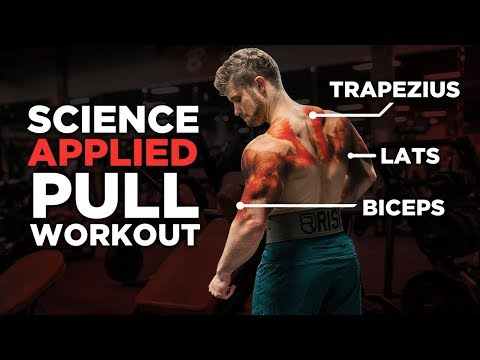 The Best Science-Based PULL Workout: Back, Biceps & Rear Delts (Science Applied Ep. 2)