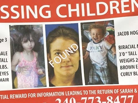 After 2 Weeks, Search Cont. for 2 Maryland Kids