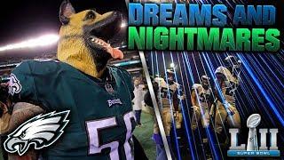 "Philadelphia Eagles Super Bowl LII ""Dreams & Nightmares"" Meek Mill - Hype Up/Mix ᴴᴰ"