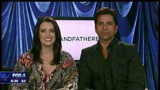 John Stamos And Paget Brewster In Grandfathered