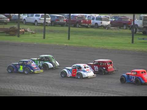 Red River Valley Speedway: Wednesday, August 23rd 2017