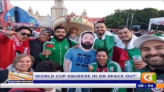 Power Breakfast: Man Cave: `World cup squeeze in or space out'