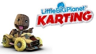 Testando #1: LittleBigPlanet Karting