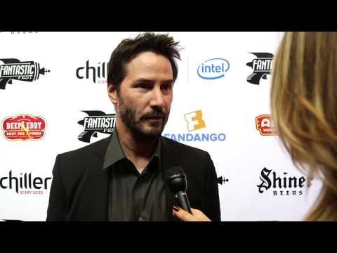 John Wick: Keanu Reeves Fantastic Fest Fantastic Fest Movie Premiere Interview