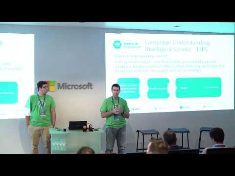 Mobile & Cognitive Services - Xamarin Experience 2017