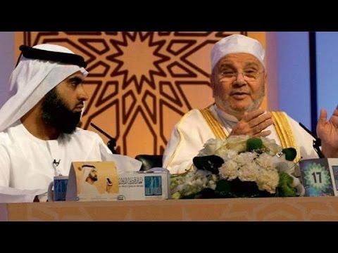 عندما يرضى الله عن عباده يفتح لهم أبواب السماء -  دخول الجنة    Dr  Mohammad Rateb Al Nabulsi