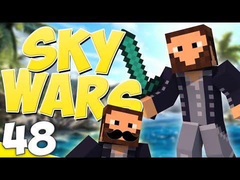 "Minecraft Sky Wars: Game 48! ""Ye Olde Nereus!"" w/Athix"