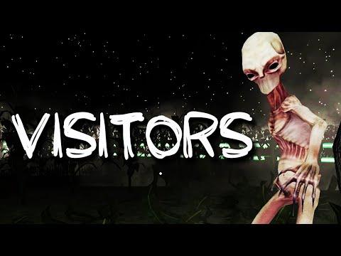 VISITORS - Aliens Invade The Farm
