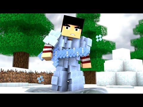 Minecraft Mods: ESCADONA - Armadura de Gelo ‹ AM3NlC ›