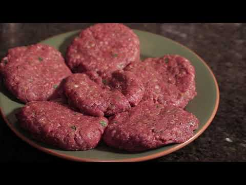 How To Make The Best Deer Burgers: Venison Burgers Made The Right Way!