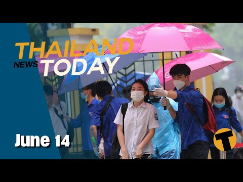 Thailand News Today   BKK parks re-open... nearly,tropical storm,airport security upgrade   June 14