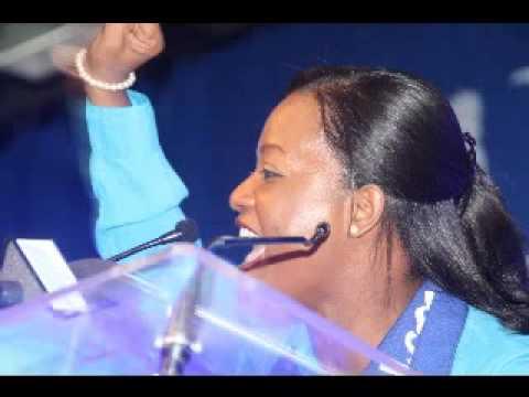Congrès de femmes du Parti Mauricien Social Démocrate