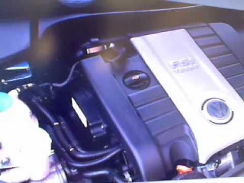 2006 VW Passat 2.0t - Engine Noise