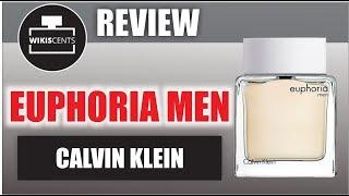 Fragrance Review Euphoria Men Calvin Klein