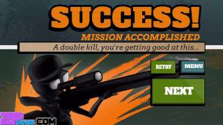 Sniper Shooter by - Fun Games For Free Level 1-3