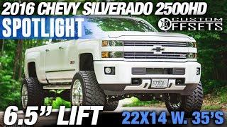Spotlight - 2016 Chevy Silverado 2500HD, 6.5