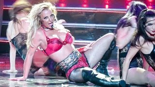 Britney Spears - POM 2.0 Live: Breathe On Me & Touch Of My Hand (Las Vegas 2016)