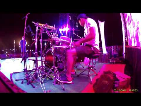 FITOOR BY APOORV SINGH DRUMMER , MEIYANG CHANG AND THE BAND