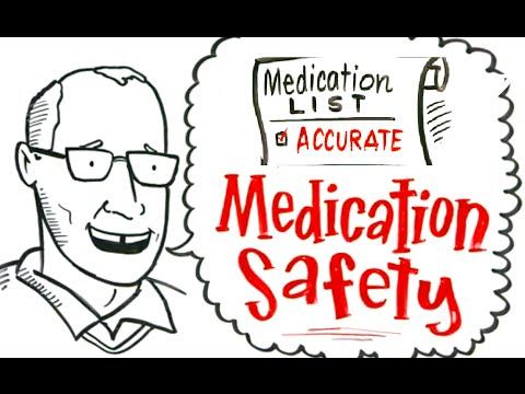 One Simple Solution for Medication Safety