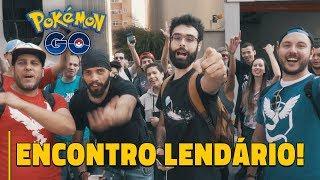 CAÇA AO ZAPDOS COM DIRETO DA COZINHA, BILIE CHANNEL E XONADONYS!   Gameplay Pokémon GO 4K