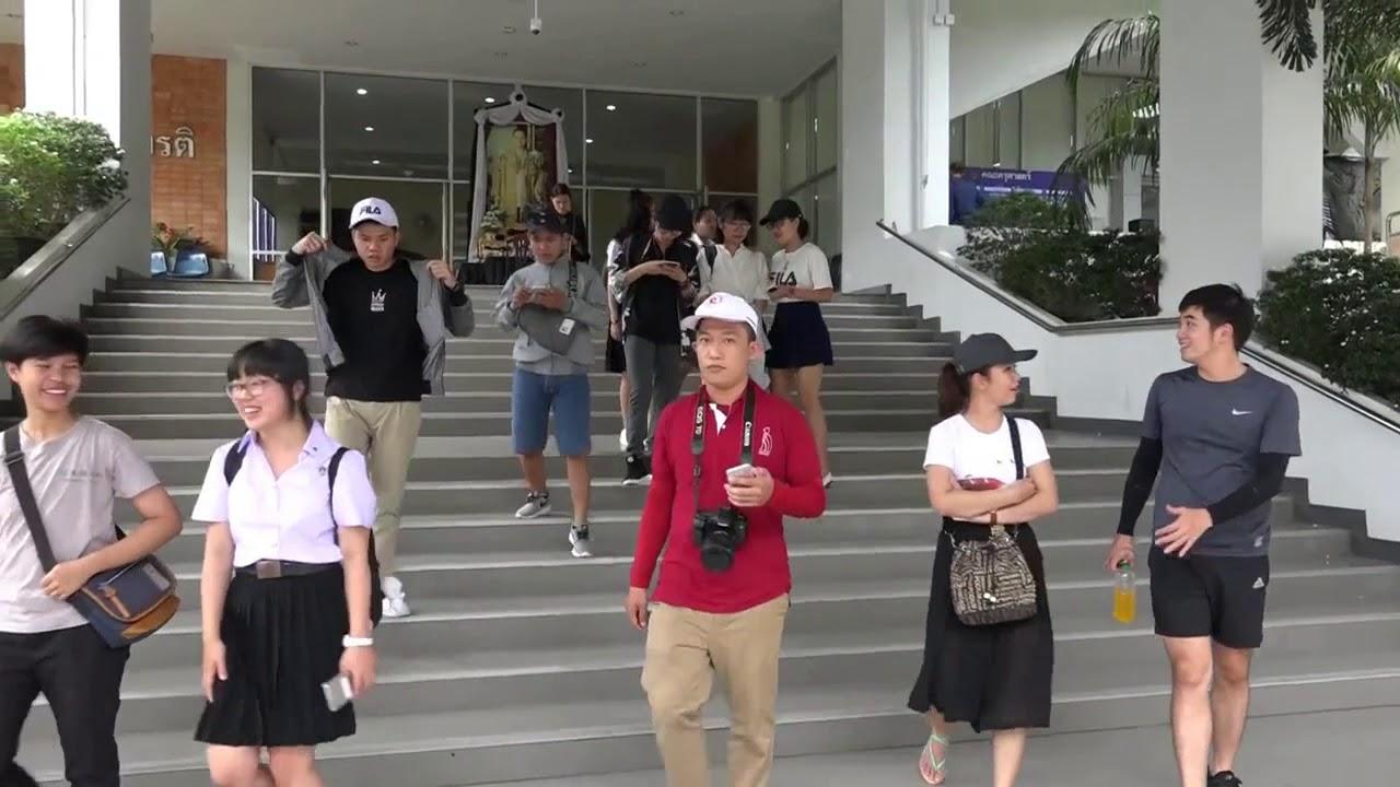 DNTU P2A Journey to Chiang Mai Rajabhat University and Rang- sit University
