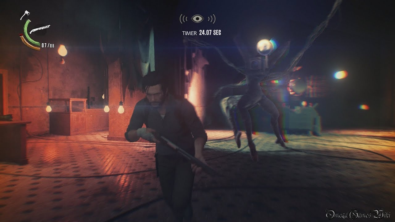 The Evil Within 2 Obscura: #10 Ch5-2 Obscura Boss Battle