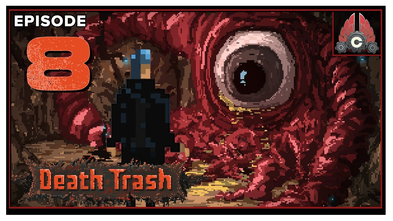 CohhCarnage Plays Death Trash Early Access - Episode 8