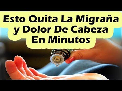 Esto Quita La Migraña y Dolor De Cabeza En Minutos REMEDIOS CASEROS PARA DOLOR DE CABEZA Y MIGRAÑA
