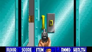 3DO Wolfenstein 3D USA PANASONIC GOLDSTAR SANYO HYPERSPIN NOT MINE VIDEOS