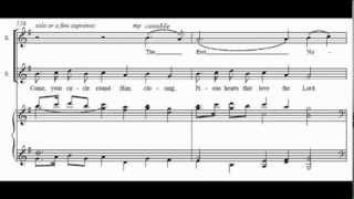 """Christmas Day"" by Gustav Holst"