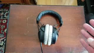 Beyerdynamic DT 770 Pro 80 ohm HEADPHONE REVIEW