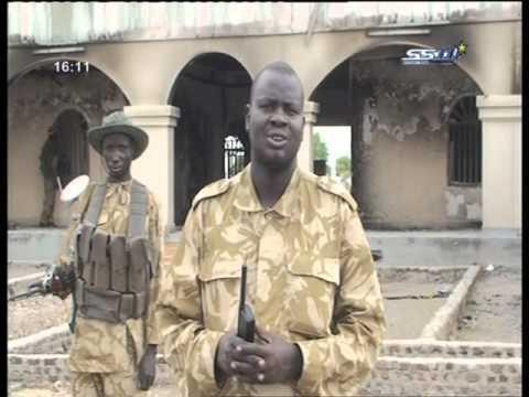 Massacre of innocent Dinka Civilians in Biliet County by Riek Machar rebels 2014