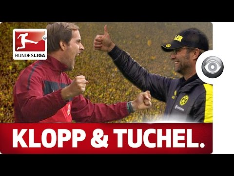 Klopp & Tuchel - Dortmund's Coach and His Successor Compared