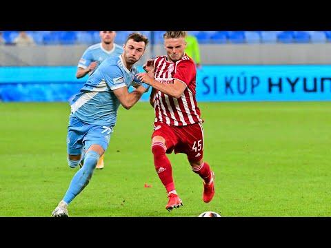 Slovan Bratislava Olympiakos Goals And Highlights