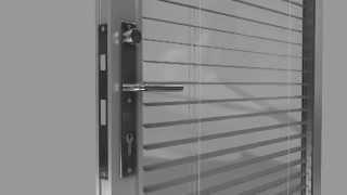Сборка алюминиевого дверного полотна Free Style-Concept(Фристайл Технолоджи http://freestyle-tech.ru., 2014-08-12T13:47:46.000Z)