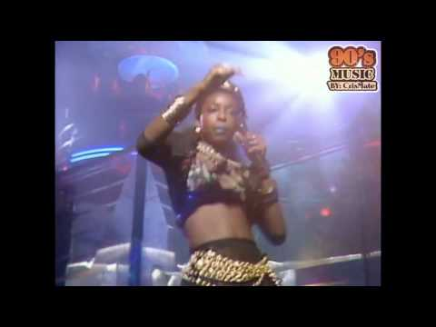 Technotronic Feat. Felly - Pump Up The Jam (Live Top Of The Pops 1989)