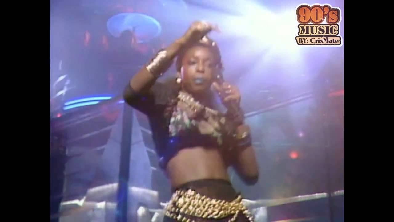 Technotronic Feat Felly Pump Up The Jam Live Top Of The Pops 1989 Youtube