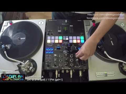 DJ Feels Goodman - LazerFM Worldwide Happy Hardcore Show 18