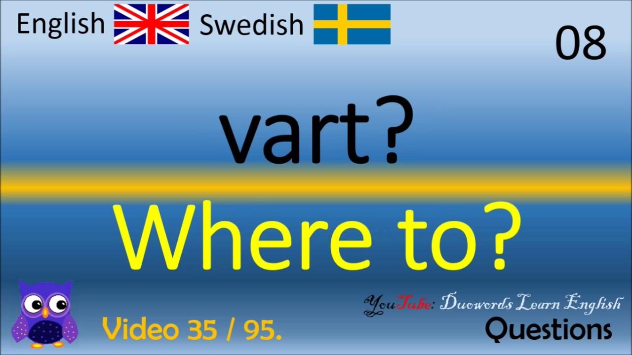 engelska vs svenska