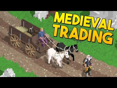 This Merchant Life - MEDIEVAL TRADING GAME ★ First Steps, Tu