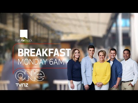 TVNZ TV ONE - :20 New Breakfast Promo & Ident