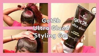 Got2b Ultra Glued Styling Gel | Review and Demo