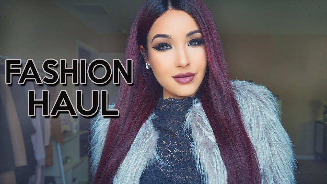 WINTER FASHION HAUL   AMANDA ENSING - YouTube - photo #26