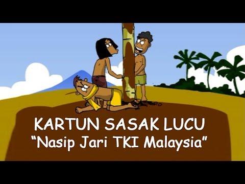 KEREN ! Anak Lombok Bisa Buat Film Kartun