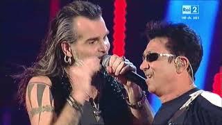 Edoardo Bennato & Piero Pelù - The Voice - 09-05-2013.