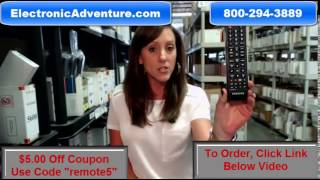 Original Samsung AA59-00666A Coupon $5 Off HDTV Remote Control(AA5900666A)