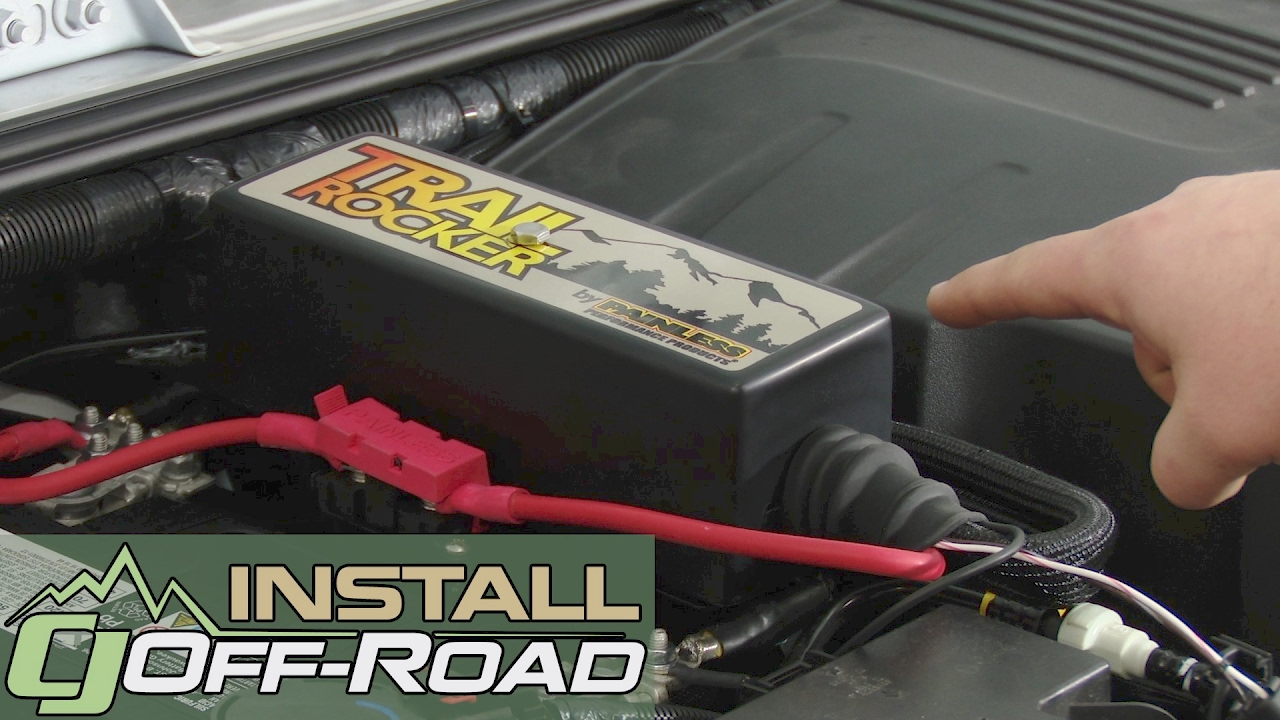 Jeep Wrangler Painless Performance Accessory Control System Trail Wiring For Cj Rocker 2009 2018 Installation