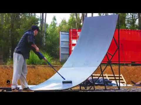 HOW TO BUILD A STEEL RAMP