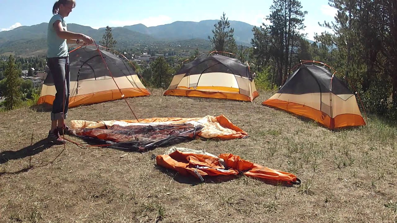 Copper spur tent series3 youtube